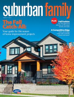 Suburban Family